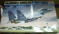 60304 McDonnell Douglas F-15C Eagle TAMIYA 1:32 plastic model kit