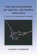 The Development of Social Network Analysis (Paperback or Softback)