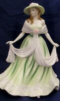 ROYAL WORCESTER figure JAYNE figure of the year 2004 Compton & Woodhouse