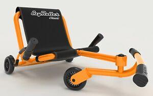 Ezy Roller Kids 3 Wheel Ride On Ultimate Riding Machine EzyRoller ORANGE NEW