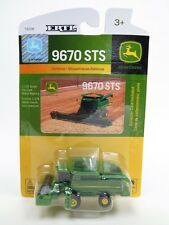 NEW John Deere 9670STS Combine, Collector Card, 1/174 Scale, Ages 3+ (TBET16018)