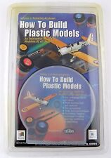 """""""How To Build Plastic Models"""" Testors CD-Rom - Volume 1: Featuring Airplanes"""