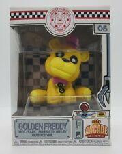 Funko Pop! Freddy de oro #05 totalmente nuevo FREDDY FAZBEAR's Pizza + Protector de Pop