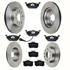 VW Golf 5 / V Bremsen Set Bremsscheiben + Bremsbeläge vorne + hinten