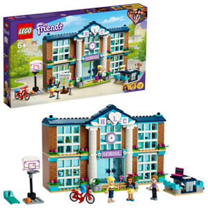 Lego 41682 Friends Heartlake City School Building Set with 3 Figures 605 Pcs 6+