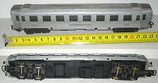 "LIMA HO H0 1:87 9107 Vagone SNCF PARIS-NICE ""Le Mistral"" Francese NO BOX"