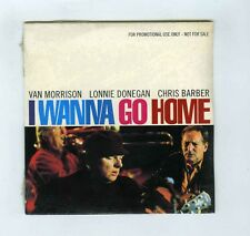 CD SINGLE PROMO (NEW) VAN MORRISON L. DONEGAN C. BARBER (I WANNA GO HOME)