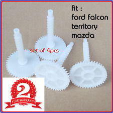 4X Door Lock Actuator Cog Gear Ford Falcon BA BF AU Territory Series 2 3 Protege