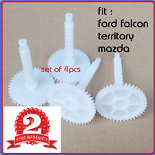 4X Door Lock Actuator Cog Gear Ford Falcon BA BF AU Territory Series 2 3 Protege