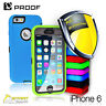 Tradesman Proof Heavy Duty Case Cover For iPhone 6 5 5c Build-in screen protecto