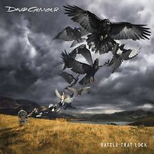 DAVID GILMOUR - RATTLE THAT LOCK  CD + DVD NEU