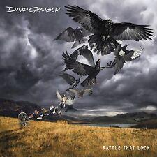 DAVID GILMOUR - RATTLE THAT LOCK  CD + DVD NEU