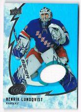 2019-20 Upper Deck Ice Blue Jersey #32 Henrik Lundqvist