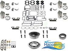 Johnson Evinrude 85 88 90 100 112 115 140 HP V4 Crossflow Powerhead Rebuild Kit