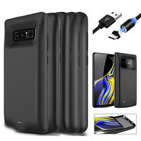 Battery Charger Case Cover & Cable For Samsung Galaxy Note 8 9 10+ Note 20 Ultra