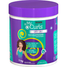 Embelleze Novex My Curls Super Curly Leave-In Conditioner (1Kg)