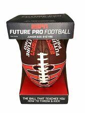 Espn Future Pro Pee Wee Football 5-8 Years Teaches Kids How To Throw & Kick New*
