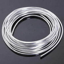 15M Chrome Moulding Trim Strip Car Auto Door Edge Scratch Guard Protector Cover