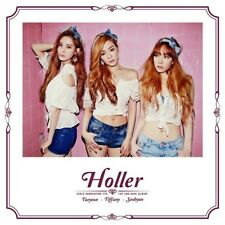 GIRLS GENERATION TAETISEO [HOLLER] 2nd Mini Album CD+80p Photobook+Card SEALED