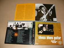 Chess Blues Guitar 1949-1969 (1998) 2 cd Ex+ Cond/Digipak Vg with Some Wear(C22)