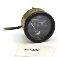 Moto Guzzi 1000 SP - Voltmeter - Kontrolle der Bordelektrik