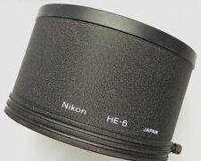 Modified Nikon HE-6 Hood  #5