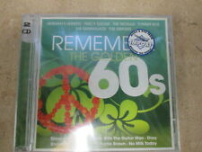 Remember The Golden 60's UK 2 CD set Tommy Roe, Lou Christie, Troggs