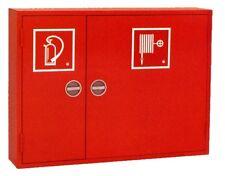 Wandhydrant Typ F nach DIN 14461 mit Fach für Feuerlöscher