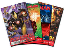 IRON MAN 1 2 3 4 DIRECT EDITIONS 2013 Comic Books (Vol 5)