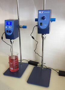 Overhead Stirrer, Laboratory Mechanical Mixer, Digital & Analogue
