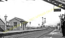 Upper Bank Railway Station Photo. Swansea to Morriston and Glais Lines. (2)