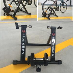 magnetico RULLO TRAINER BICICLETTA PIEGHEVOLE Bici TRAINER 150 kg Cyclette Nuovo