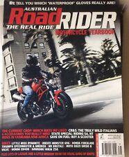Australia Road Rider magazine - Issue #51 Ducati Monster 696
