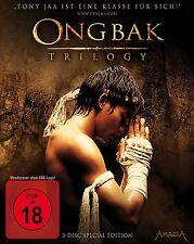 ONG BAK PARTE 1 2 3 - Trilogía Edición Especial TONY JAA 3 BLU-RAY BOX