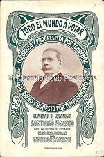 ARGENTINA ROSARIO LABORIOSO Y PROGRESISTA POR TENDENCIA SANTIAGO PINASCO