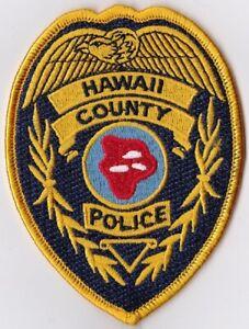 Hawaii County HI Patch