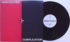 V/A - Vancouver Complication 2xLP D.O.A. Pointed Sticks Modernettes Subhumans