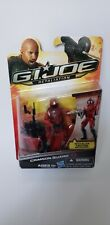 Gi Joe Retaliation Crimson Guard Brand New FACTORY SEALED