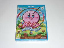 Kirby And The Rainbow Paintbrush Nintendo Wii U  New Sealed UK PAL GAME