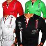 Zahida Men's Long Sleeve Shirt SWEAT-SHIRT Long-Sleeve T-Shirt Hoodie Sweatshirt