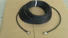 CANARE  LV-61S  HD-SDI  Digital Video Cable 75 ohm BNC Male to BNC Male  50 FT