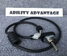 """Ricon Unilite wheelchair lift Arm Switch & Cable, 18"""" length coiled."""