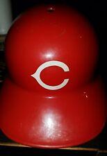 Vintage Cincinnati Reds Plastic Batting Helmet ~ Full Size ~ Laich - 1969 NICE