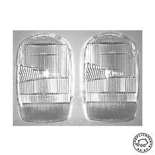 Mercedes W113 230SL 250SL 280SL Pagoda Headlight Lens RHD Bosch 1305630006 x2