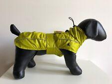 Cappottino impermeabile per cani con fodera staccabile e profili catarifrangenti