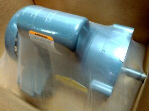 BALDOR VL3503 RELIANCE MOTOR 1/2 HP 3450 RPM FRAME 56C 60HZ 115/230V 1PH (NEW)