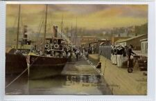 (Lc9455-463) Brest Harbour, (Brittany) 1911, Used Vg-Ex