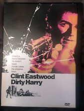 Dirty Harry – Clint Eastwood – Warner Bros. wide/full-screen DVD