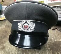 Shipping from the USA! Details about  /NVA East German Military cap from 1988 size 55