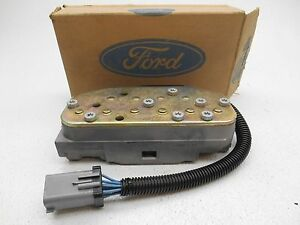 1999-2004 Crown Victoria 4.6L OEM Ford F4AZ-2C266-A ABS Modulator Valve Block